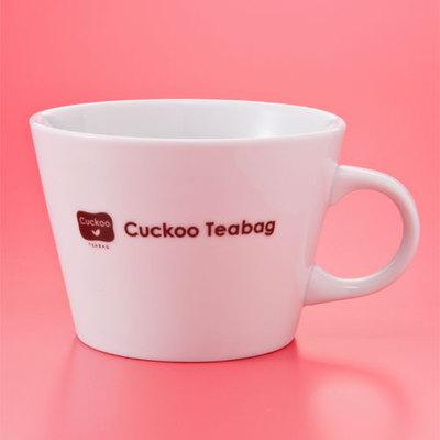 Cuckoo Teabag Mug