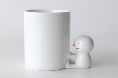 アレッシィThe hug mug