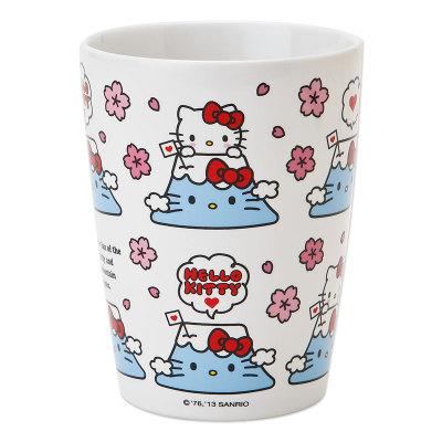 ハローキティ湯のみマグカップ