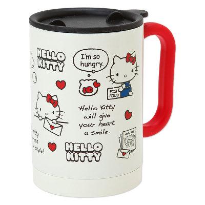ハローキティステンレスマグカップ