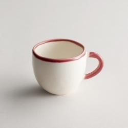 Grottoマグカップ レッドライン