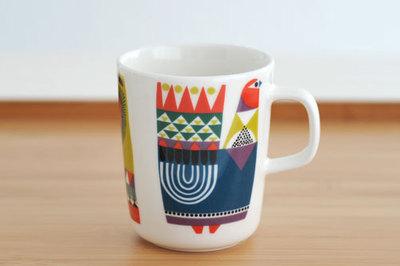 KUKKULUURUUマグカップ