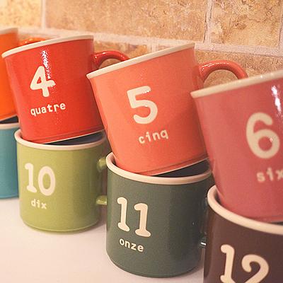 Mon favoriマグカップ