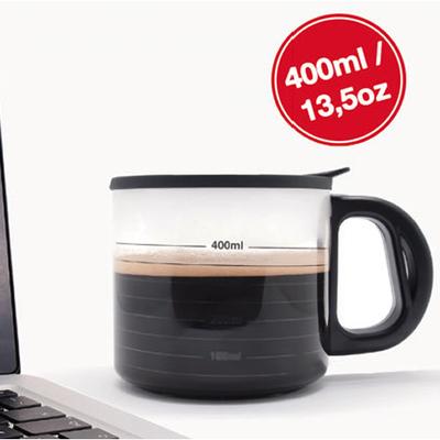 コーヒーポットマグ