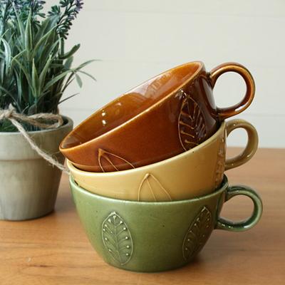 Lehtiスープカップ