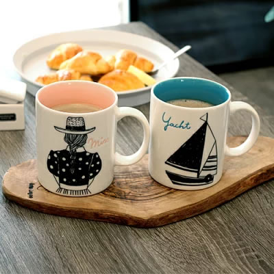 ディクショナリーマグカップ
