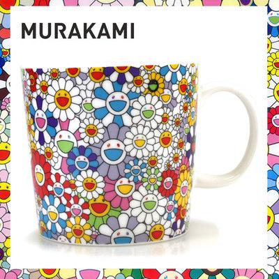 村上隆・お花マグカップ