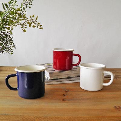 SATO琺瑯マグカップ
