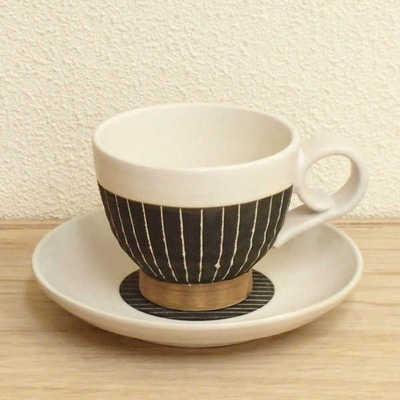 美濃焼コーヒーカップ