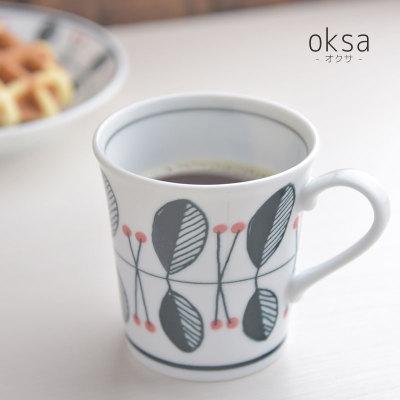 oksaマグカップ