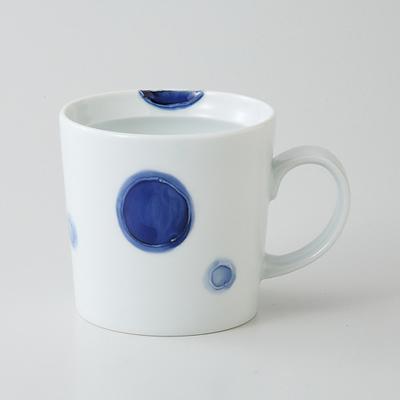 丸紋マグカップ