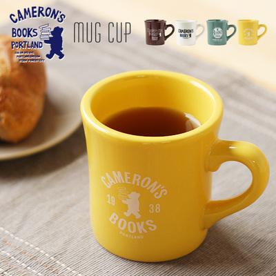 CAMERON'S BOOKSマグカップ