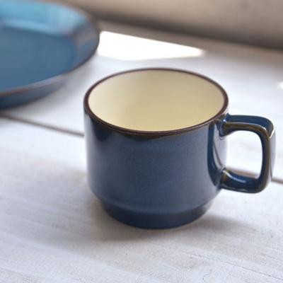 北欧ブルー・マグカップ