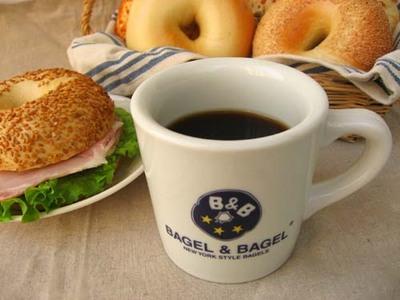 ベーグル&ベーグル・マグカップ