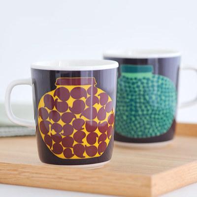 マリメッコの・マグカップ