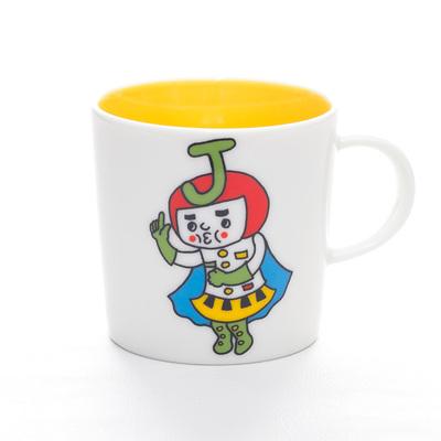MUGOOイニシャルマグカップ