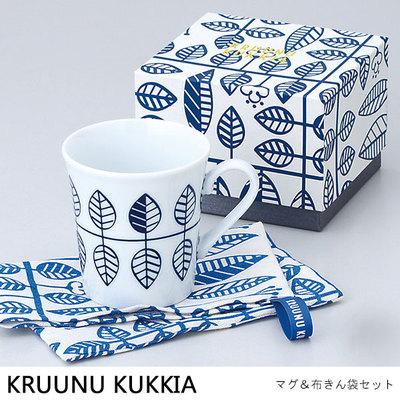KRUUNU KUKKIAマグカップ
