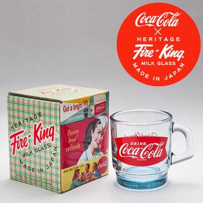 コカ・コーラ×ファイヤーキング