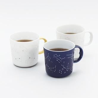 星座マグカップ