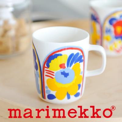 マリメッコ・KARUSELLIマグカップ