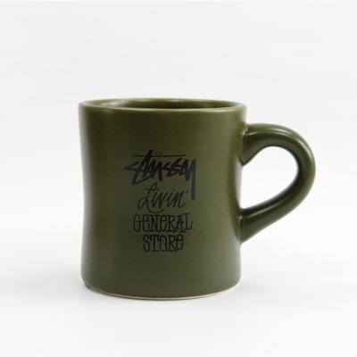 STUSSY Livin GENERAL STOREマグカップ