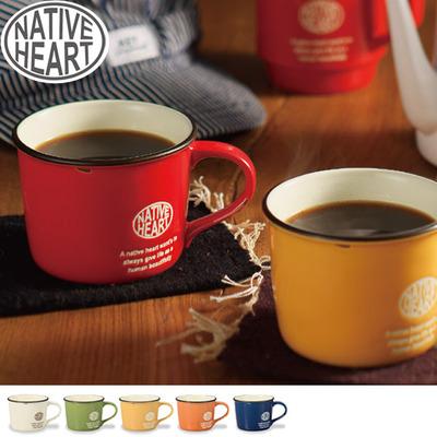 Native Heartマグカップ