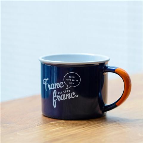 フランフラン・マグカップ