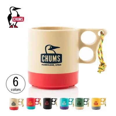 チャムス・キャンパーマグカップ