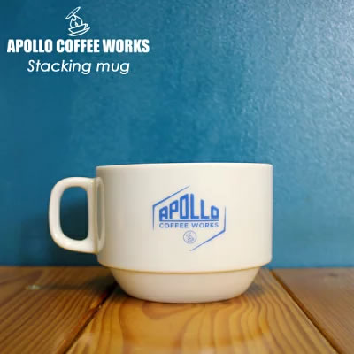 APOLLO COFFEE WORKSマグカップ