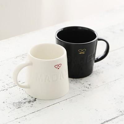 アフタヌーンティー・ペアマグカップ