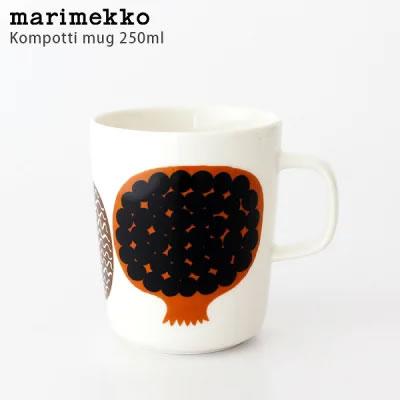 marimekkoマグカップ