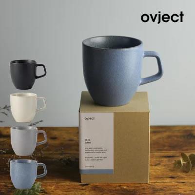 ovject 陶器マグカップ