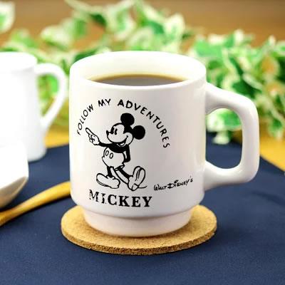 Disneyミッキーマグカップ