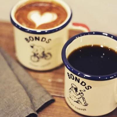BONDS ROAST COFFEEマグカップ