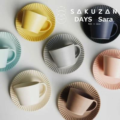 SAKUZAN・コーヒーカップ&ソーサー
