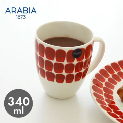 ARABIAのマグカップ